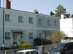 Oskar Wlach: Casas 31 y 32. Veitingergasse 99 - 101