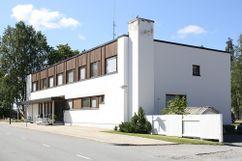 Centro de Salud, Alajärvi (1966-1970)