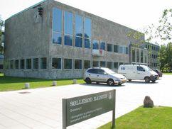 Casa consistorial de Søllerød, Dinamarca (1940-1942)