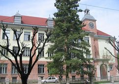 Edificio Mladika Ljubljana