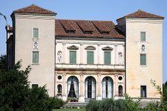 Villa Trissino, Cricoli (1534-1538)