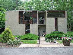 Casa Esherick, Philadelphia (Estados Unidos)(1959-1961)