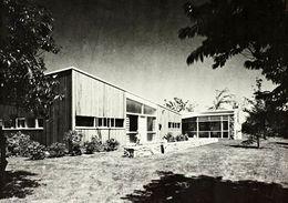 Casa Geller I,  Lawrence, Nueva York (1944-1947)