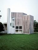 Casa Hoffman, East Hampton, Nueva York (1966-1967)