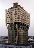 Torre Velasca, Milán (1958)