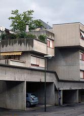 Nueva villa Matteotti, Terni (1970-1975)
