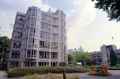 Residencia de ancianos De Drie Hoven en Slotervaart, Amsterdam (1964-1974)
