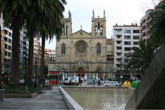 Iglesia de San Lorenzo, Gijón (1896-1901)