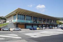 Estación de ferrocarril de Savona (1959-1962)