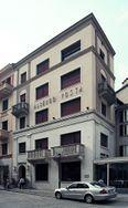 Hotel Posta, Como (1930-1935)