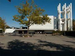 Iglesia de Detmerode, Wolfsburgo (1963-68)