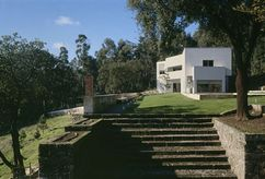 Casa David Vieira de Castro, Vila Nova de Famalicão. (1984-1994)
