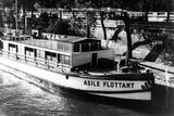 Asilo flotante para Armée du Salut, París (1929)
