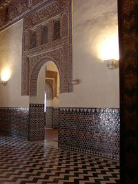 Mayólicas en el Real Alcázar de Sevilla
