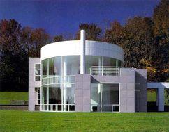 Casa Grotta, Harding Township, Nueva Jersey (1984-1989)