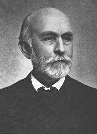 Christian Christie, cerca de 1890.