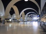 Nueva terminal del aeropuerto San Pablo, Sevilla (1989-1992)
