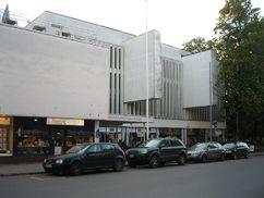 Casa de la asociación de estudiantes Västmanlands-Dala, Uppsala (1963-1965)