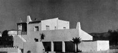 Casa Perez Mañanet,  Sitges (1946), junto con Manuel Valls Vergès