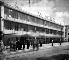 Grandes Almacenes Winter, Ámsterdam (1934)