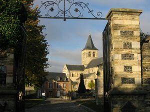 Abadía de Graville