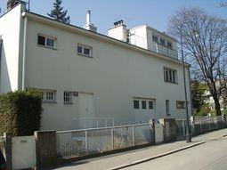 Oswald Haerdtl: Casas 39 y 40. Veitingergasse 115 - 117