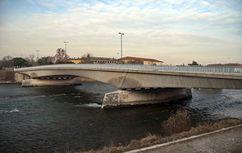 Puente resurgimiento, Verona (1961-1963)
