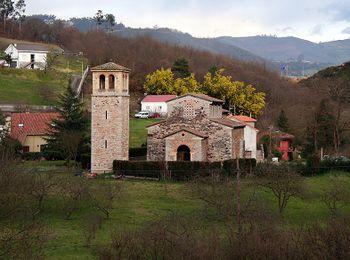 Iglesia de San Pedro de Nora.