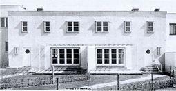 Josef Wenzel: Casas 37 y 38. Veitingergasse 111 - 113