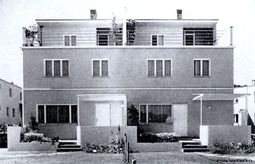 Jacques Groag: Casas 45 y 46. Woinovichgasse 5 - 7