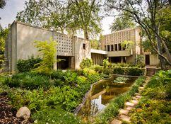 Casa Alice Millard (La Miniatura), Pasadena, EE. UU.(1921-1924)