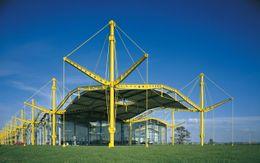 Centro de Distribución Renault, Swindon, Reino Unido (1980-1982)