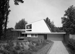 Casa Külüs-Gerber, Berlín (1961-1963), junto con Hermann Fehling