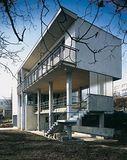 Villa Palicka, Colonia Baba, Praga (1929-1932), en colaboración con Mart Stam.