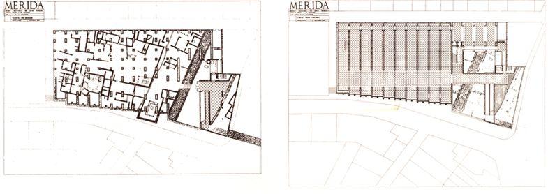 Moneo.MuseoArteRomano.Planos2.jpg