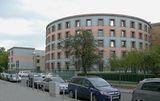 Edificios WZB, Berlín (1988), junto con Michael Wilford.