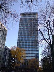 Sede de BHF-Bank en Frankfurt (1970)