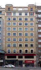 Viviendas en Gran Vía, Madrid (1943-1944)