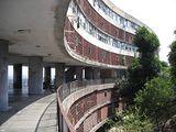 Conjunto residencial Pedregulho, Río de Janeiro (1947-1950)