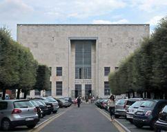 Escuela de Matemáticas]], Roma (1932-1935)