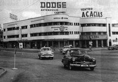 Cine Acacias, Caracas (1945)
