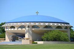 Iglesia ortodoxa griega Annunciation, Wauwatosa, EE. UU.(1956-1962)