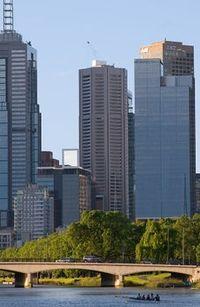 Nauru House en Melbourne.