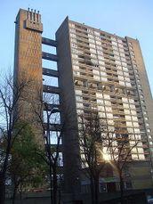Torre Balfron, Londres (1965-1967)