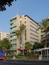 Hotel Fenix, Palma, Islas Baleares (1952-1958)