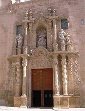 Iglesia de santa maria.Alicante.2.jpg