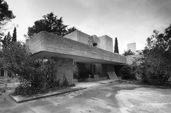 Casa García Valdecasas, Somosaguas, Madrid (1964-1965)