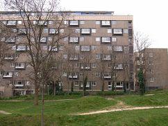 Edificio Priory Heights, Londres (1946-1957)