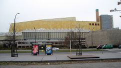 Biblioteca Nacional de Berlín (Potsdamer Strasse 33), Berlín, Alemania (1964-1978).