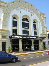 Teatro Baralt de Maracaibo